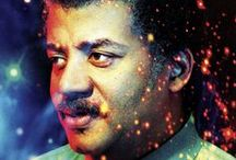 """Neil DeGrasse Tyson / """"We Are Stardust"""" - We are stardust, the consciousness of the world, the eyes of the universe. / by Susan M"""