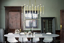 Admire: Dining Room Interiors / by Erin Cooper
