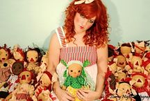 Handmade dolls by ♥anniescupboards♥ / www.anniescupboards.com
