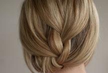 Pretty Hair / by Amanda Hoffman