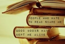 Books Worth Reading / by Ali Brooks-Tharp