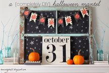 {trick-or-treat} / the most spook-tacular of holidays / by Kelly Packard