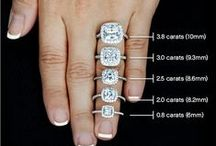 Engagement Rings / by Grace Buckingham