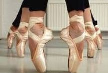 for the ballerina in me / by shirley anne