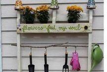 Lawn & Garden ideas / by Esther Gallagher