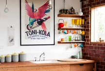 Admire: Kitchen Interiors / by Erin Cooper