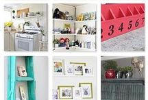 Organize Me / Tips and tricks to organize every area of your life. Kitchen, closet, bedroom, pantry organization inspiration and more.  / by See Mom Click