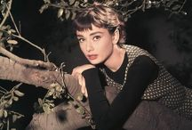Audrey Hepburn / Lovely Lady and a few leading Men / by Mary Beth Elliott