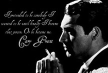 Cary Grant ... maybe a few friends.  / movies / by Mary Beth Elliott
