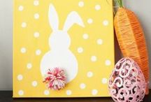 Easter / Everything Easter! Recipes, crafts, games, and egg hunts. / by See Mom Click