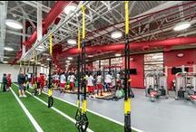 Fitness Centers / Rec Centers/Fitness Centers and sports/leisure spaces that we find architecturally inspiring