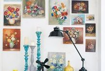 For the Home / home decoration- colourful home- wonen- woon decoratie