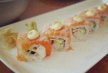 Sushi / by Celeste Cox