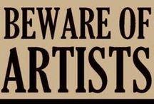 Art World / Art, Artists', Museums & Galleries