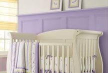 In the Nursery / Goodbye, womb. Hello Baby's room. Let's decorate! / by BabyZone