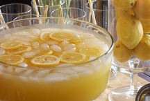 Recipes for Drinks some with a punch