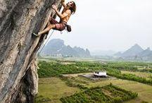 For the Love of Climbing / Best climbing pins #rockclimbing