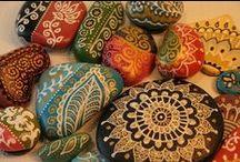 Craft: stones / by Cheryl Martin