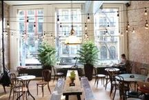 Stores, Offices Restaurants & Bars / Environmental Design / by Billie Denise McGhee