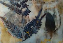 Encaustic and wax / by Tashia Peterman