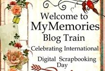 Digi MyMemories  / MyMemories DSD November 2012