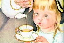 Tea time :) / by Mary Beth Elliott
