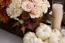 Wedding Flowers & Deco / Inspirations for bridal bouquets, flowers and decorations