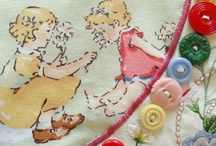 Buttons, if they could talk, would they tell all their Secrets ? / by Mary Beth Elliott