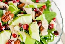 Salads / Salad recipes and ideas, dressings, and creative combinations.  / by See Mom Click