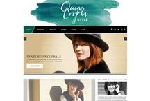 Created: Design by Erin Cooper / Web Design & Brand Identity created by www.cooper-house.com / by Erin Cooper