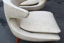 mobili / designer chairs, sofas, sculptural seating