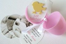 Birth Announcements  / How to announce the arrival of your bundle of joy. / by BabyZone