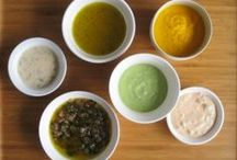 Gravy, Sauces, dips and dressing