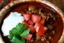 Chili and Stew / Chili and Stews