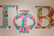 Gamma Phi Beta / by Grace Buckingham