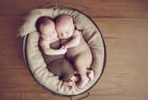 twins dvojčata foto