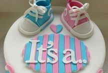 Gender Reveal Ideas / Fun & creative ways to announce the gender of your baby.