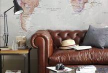 Wallpaper and Wall