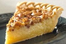 Cobblers and Pies / The All-American Dessert / by Brooke H