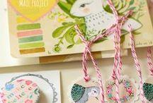 Snailmail/ art journal / Ideeën voor snailmail- diy snail mail- art journal- art journalling- paper love- diy papier