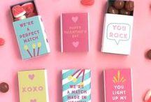 DIY Valentine's day / DIY Valentijnsdag - Valentine's day