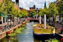 Netherlands / Travel inspiration for the Netherlands #travel #netherlands #holland