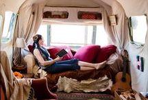 Campervan Ideas / Pins for campervan inspiration #travel #camper