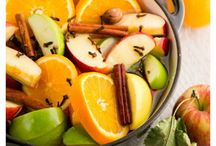 Apple Autumn Recipes / Everything apple