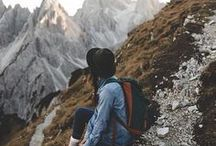 Hiking Adventures / The best in #hiking inspiration from around the world