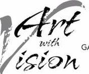 New Store: ARTwithVISIONstore.com ~ 2018 / Original visionary artwork, unique mugs (art), shirts, 1-of-a-kind incense burner bottles and lots more good stuff!