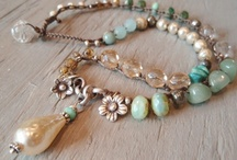 Jewelry I Love / Very, very simple. I LOVE jewelry. Here is a collection of pieces I love!  / by Deb Floros