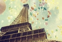 Paris and Champagne / by Natasja Thaels
