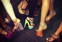 Shoe Party / by Chel Belle
