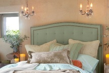 Dreamy Bedrooms / by Melody Wood